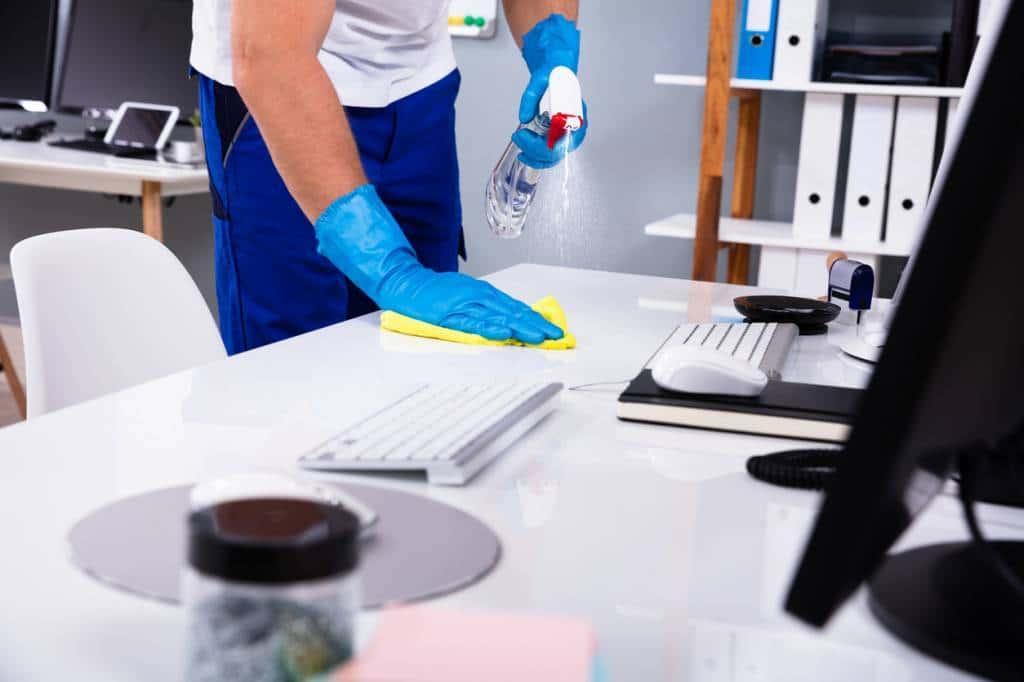 entreprise nettoyage locaux
